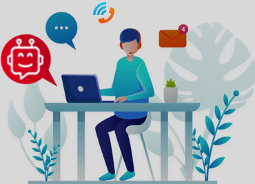 Customer Care and IT Help Desk Chatbot