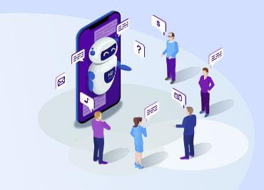 'Customer Care / Help Desk' Smart Chatbot (like Siri/Alexa)