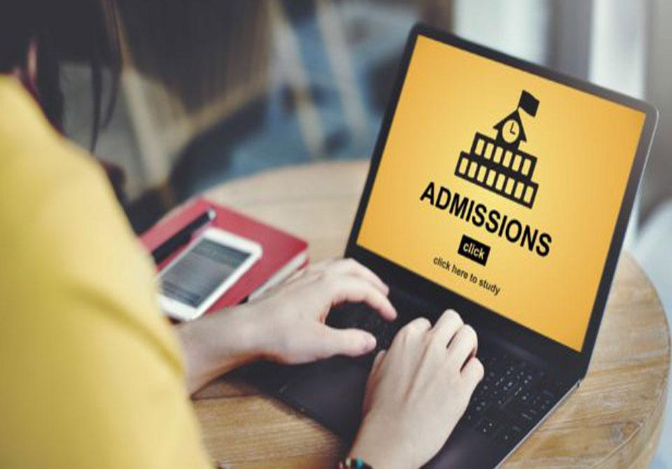 Online Admissions Application Portal Goes Live